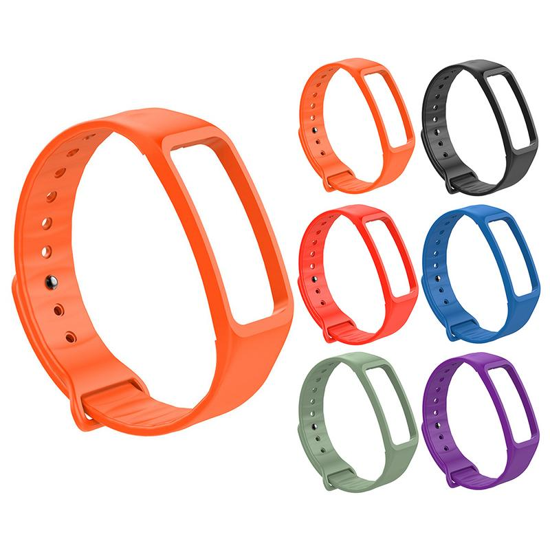 Silicone Strap Bracelet Band Fitness Replacement For C1S C18 C1 Plus Smart Watch Bracelet Wrist Strap Smart Watch Accessories