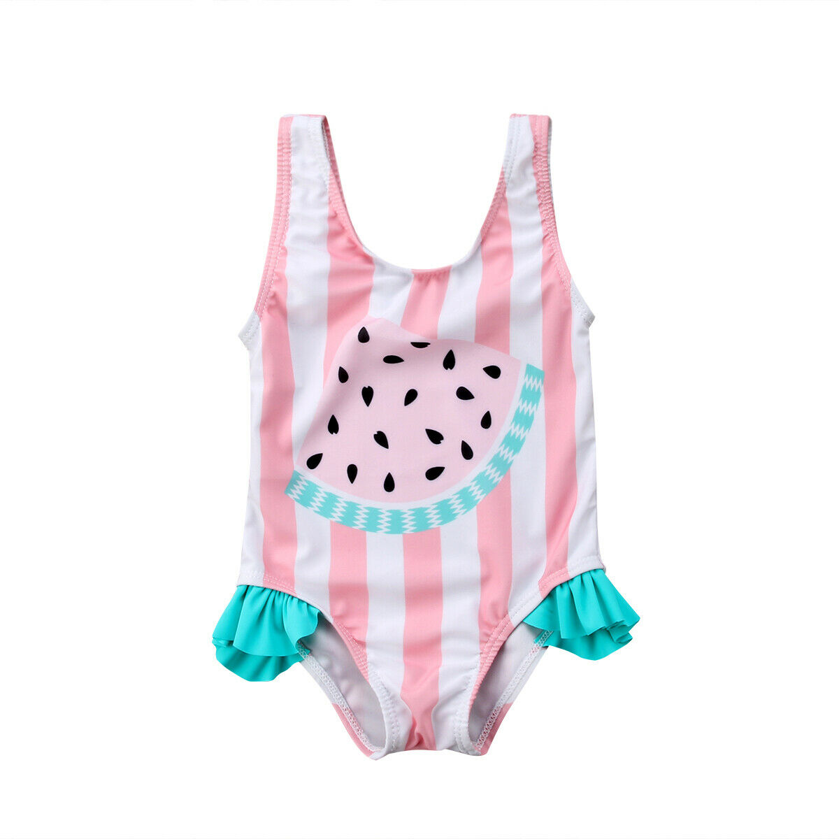 2019 Baby Girls Cute Swimwear Bow Tankini Bikini Swimsuit Bathing Suit Beachwear