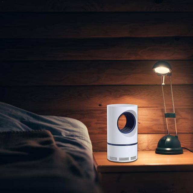 Low-voltage Ultraviolet Light Mosquito Killer Lamp Safe Energy Power Saving Efficient Surrounding Type Photocatalytic Light