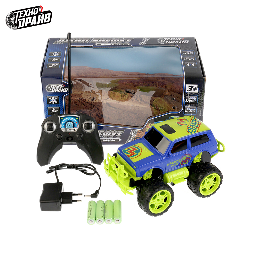RC Cars TECHNODRIVE 264180 Remote Control Toys radio-controlled toy games children Kids car play B1589865-R high speed remote control rc rock crawler car toy 10428 b rc climbing car brushed electric car toy with led light best gift toy