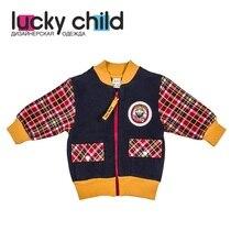 Кофточка Lucky Child футер для мальчиков