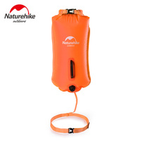 Naturehike Drifting Bag 28L Inflated Floating Dry Sack Waterproof For Kayaking Hiking Beach Canoeing Boating Rafting Swimming