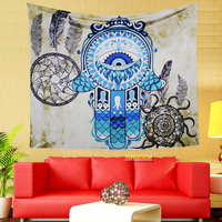 Yi chuxin bohemian cotton Tapestry room decorations wall tapestry hanging boho macrame wall color window tapestry