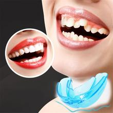 Silicone Orthodontic Brace Teeth Retainers Boxing Tooth Protector Mouth Guard Dental Mouthpieces Appliance Trainer