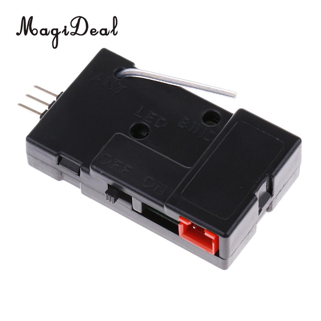 MagiDeal Electronic Components Remote Control Model <font><b>Cars</b></font> <font><b>Receiving</b></font> Circuit <font><b>Board</b></font> for WLtoys K969 K989 <font><b>RC</b></font> <font><b>Car</b></font> Parts image