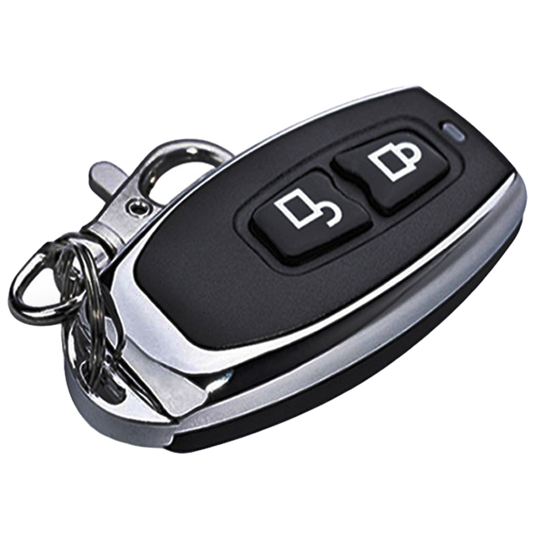 2-Button Wireless 150m <font><b>Remote</b></font> <font><b>Control</b></font> Transmitter <font><b>315</b></font> 433 <font><b>MHz</b></font> AK-J027-02 Smart <font><b>Remote</b></font> <font><b>Control</b></font> Transmitter image