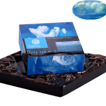 Marine handmade soap whitening hydrating ocean 100g White Natural Soaps Skin Whitening Bath and Body Works