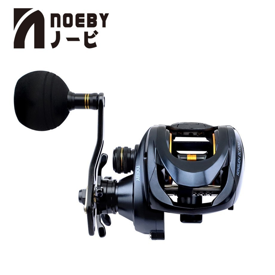 Noeby Nonsuch Dc1200 11BB High Speed Ratio 6 3 1 Jigging Fishing Reel Max Power 12kg