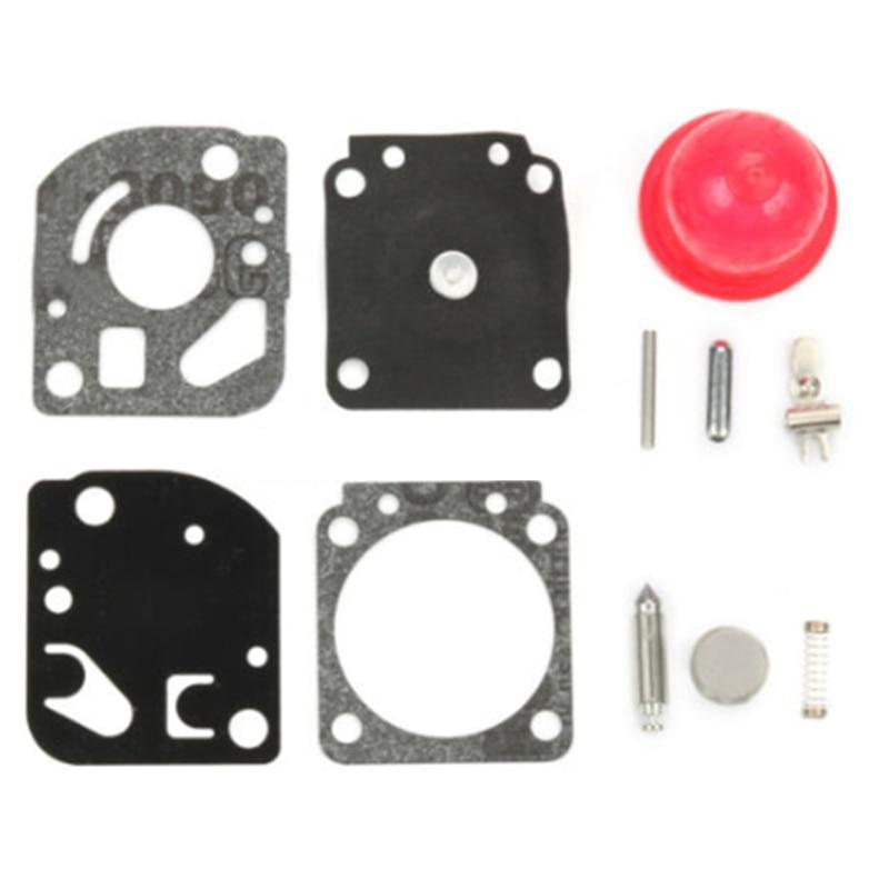 Carburetor Repair Rebuild Kit For ZAMA C1U-W18 C1U-W24 RB-115 Weedater Poulan FL