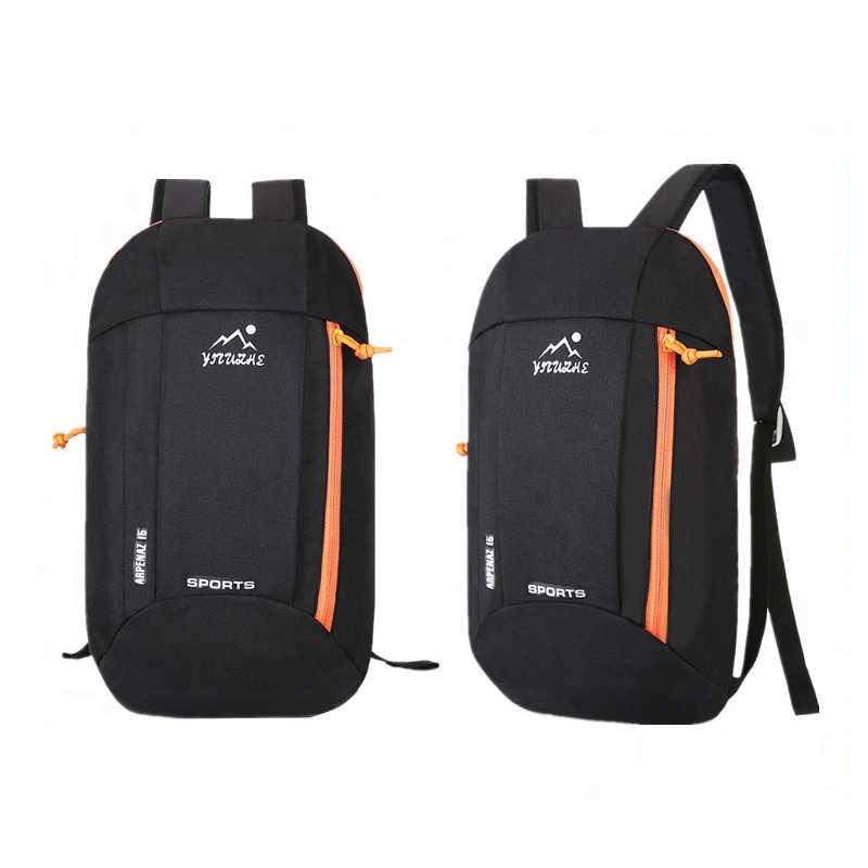 5f21127294 Outdoor Waterproof Schoolbag Large Capacity Unisex Kids Pack Knapsack  Rucksack Cycling Travel Nylon Adjustable Backpack Supplies