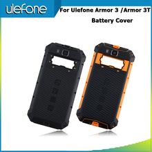 For Ulefone  Armor 3T Battery Cover Case With Radiating Film Replacement Ultra Slim Protective For Ulefone Armor 3 Bateria Cover