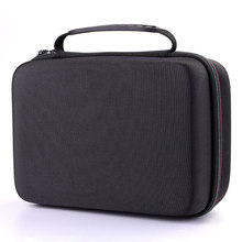 Hot-Hard EVA Storage Case Bag for Oculus Go VR Headset Accessories Protective Travel Carry Box Cover Bags Water-resistant Case(China)