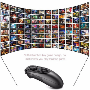 Image 5 - Bluetooth Wireless Gamepad VR Controller IOS Android Phones Joystick Remote Control for Mobilephone VR Box Smart TV B4