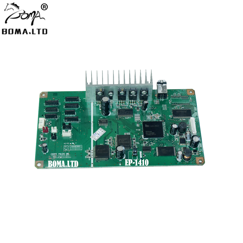 Original Printer Mainboard For Epson Stylus Photo 1390 1400 1410 1430 ECT Printer Modified Flatbed Printer original printer mainboard for epson stylus photo 1390 1400 1410 1430 ect printer modified flatbed printer