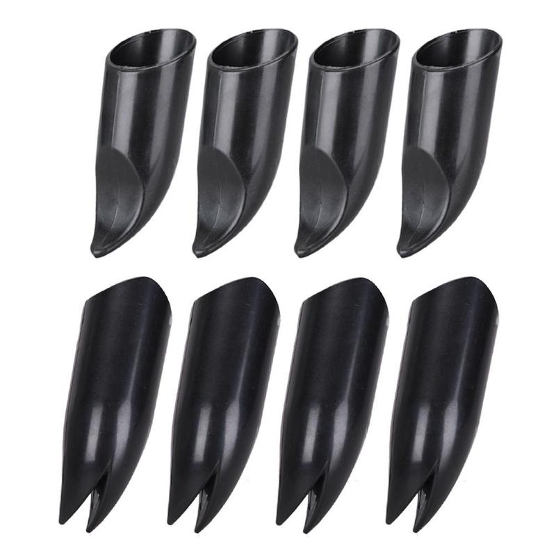 Garden Tools 4pcs Plastic Claws Gloves Supplies Garden Plant Digging Protective Safety Party Decor Household Tools