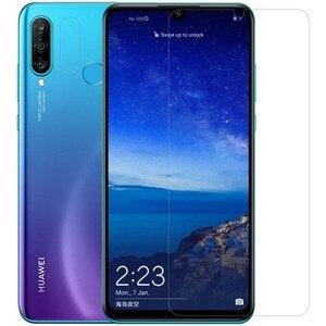 Image 5 - For Huawei P30 Lite Temperli Cam Nillkin İnanılmaz H 0.22MM Ekran Koruyucu için Huawei Nova 4e Cam 6.15 inç