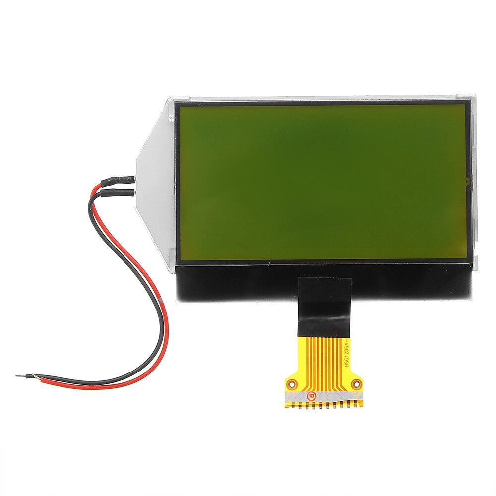 2,4 pulgadas 128x64 12864 Dot COG LCD Módulo de pantalla con luz de fondo azul El CCRSM Khan M5 Scher-Khan M5 Magicar 5 llavero LCD sistema de alarma coche dos vías nuevo control remoto/transmisor fm