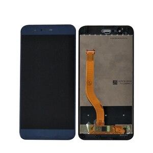 """Image 2 - 5.7 """"test M & Sen Huawei onur için V9 onur 8 Pro DUK L09 DUK AL20 LCD ekran ekran + dokunmatik paneli sayısallaştırıcı ile çerçeve"""