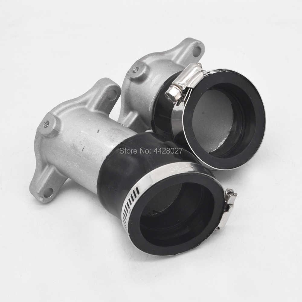 Carburetor Holder Intake Manifold Boot For Honda CX500 1978-1979 CX500C  CX500D 16211-415-000
