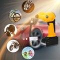 Портативный аварийный воздушный компрессор перезаряжаемый беспроводной шиномонтажный автоматический беспроводной ручной автомобильный ...