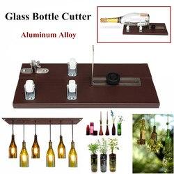 Doersupp mejor de corte de vidrio cortador de botella de 3-10mm aleación de aluminio de espesor Control crear esculturas de vidrio cazadores más resistente