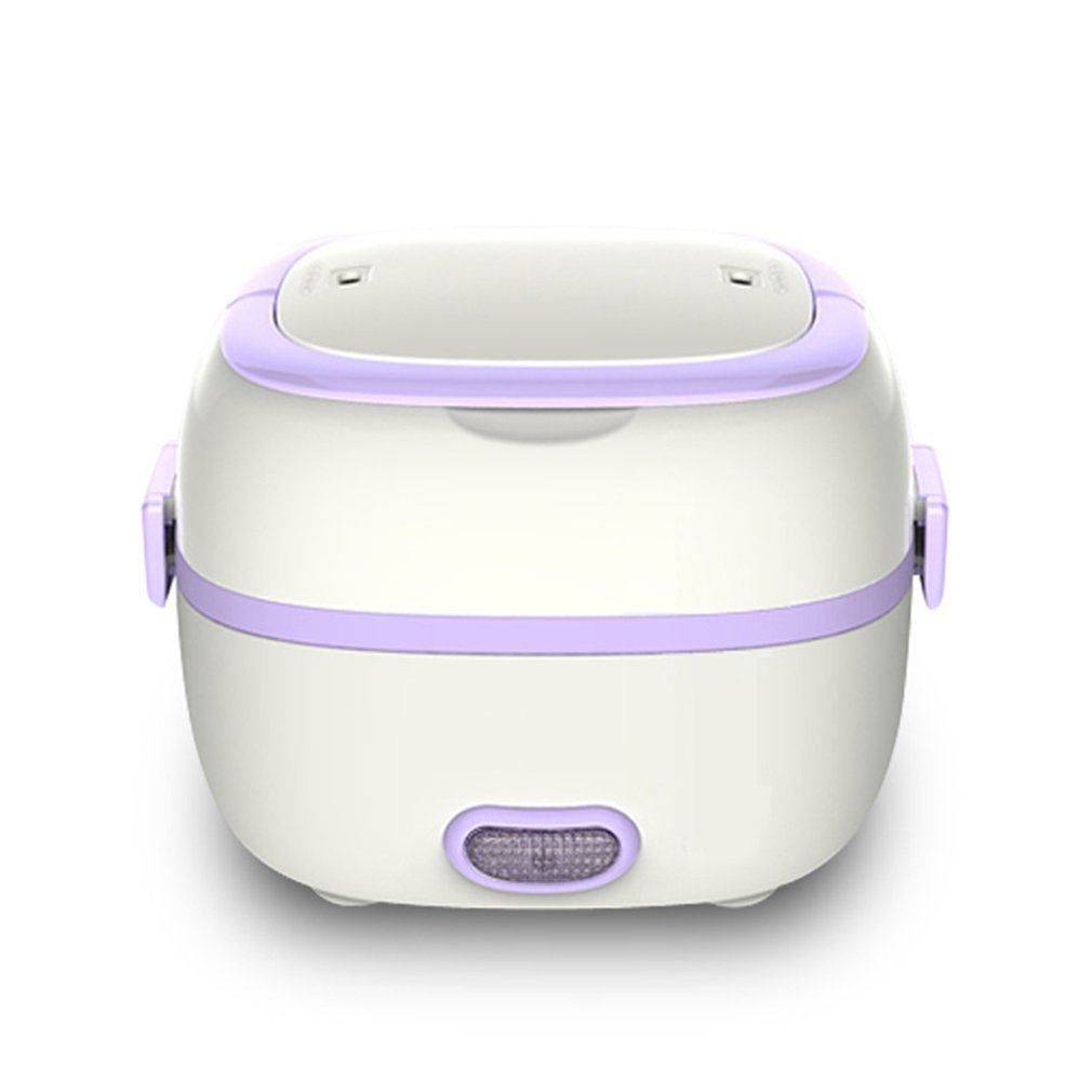Multifunctional Electric Heating Lunch Box Mini Rice Cooker Portable Food Steamer Heat Preservation Electronic Lunch BoxMultifunctional Electric Heating Lunch Box Mini Rice Cooker Portable Food Steamer Heat Preservation Electronic Lunch Box