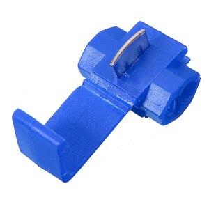 20pcs Blue Quick Splice Lock W