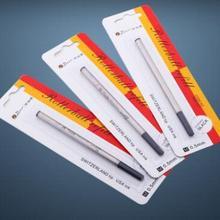 12 шт Пикассо черные роликовые шариковые ручки заправки 0,5 мм