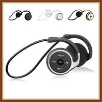 Suicen AX 698 Sports Bluetooth Headphones Support 32G TF Card FM Radio Portable Neckband Wireless Earphones Headset Auriculars