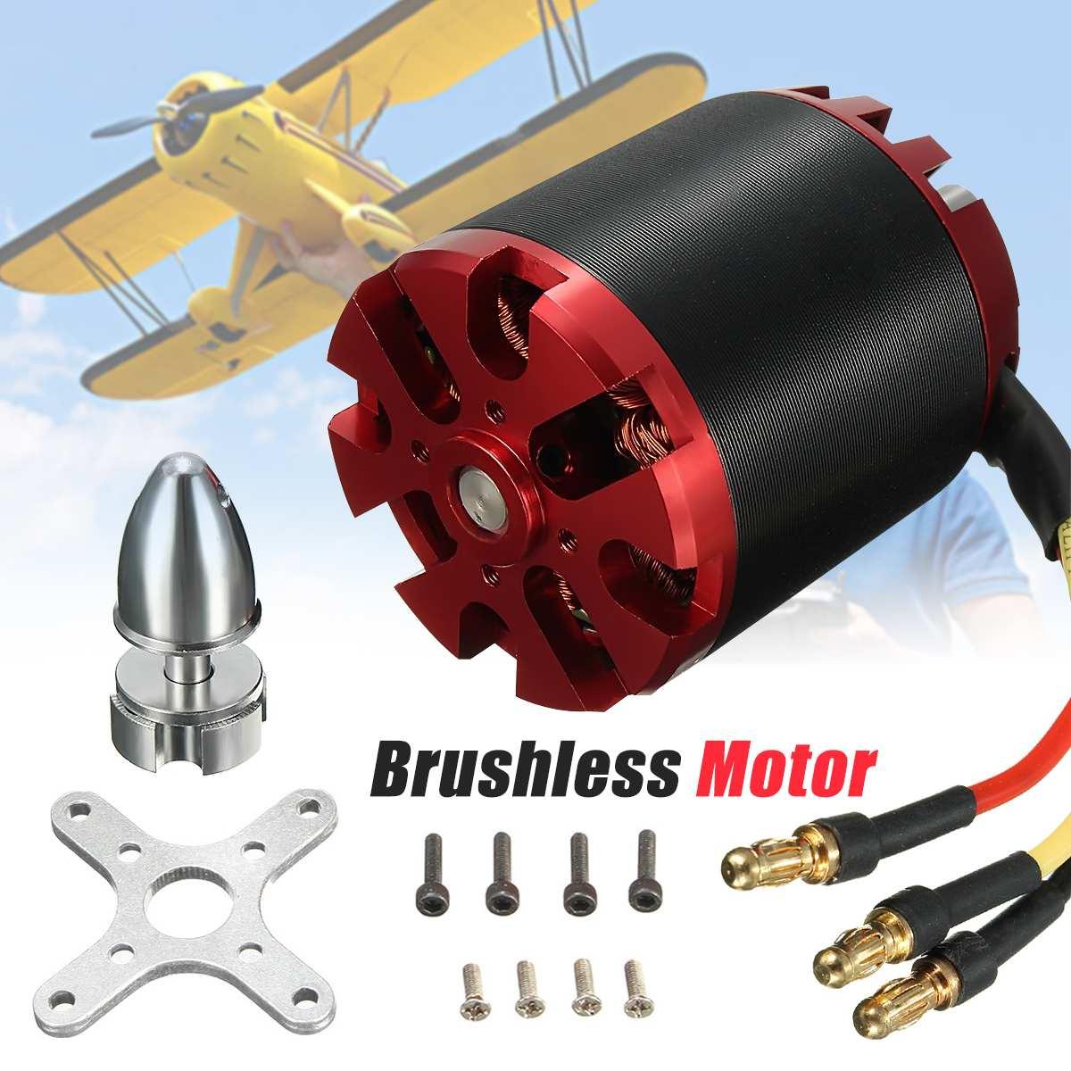 Bricolage 270KV N5065 5065 Kit moteur Brushless pour planche à roulettes électrique Scooter Multicopter E vélo e-car moteur partie accessoires ensemble