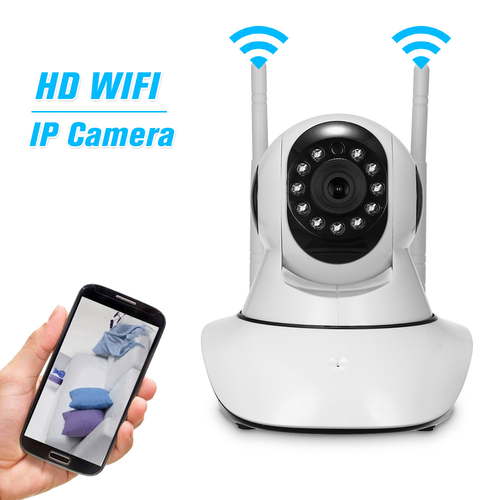 Wireless 720P PTZ Camera Security Camera WiFi Home