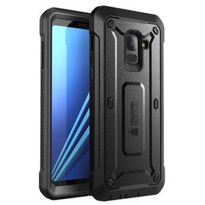 Image 2 - SUPCASE สำหรับ Galaxy A8 PLUS 2018 กรณี UB Pro เต็มรูปแบบป้องกันหน้าจอในตัวสำหรับ galaxy A8 + 2018