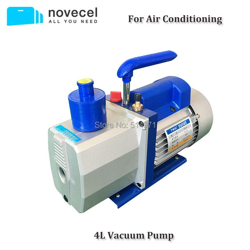 Novecel 4L вакуумный насос для ламинатор Q5 A5 Кондиционер