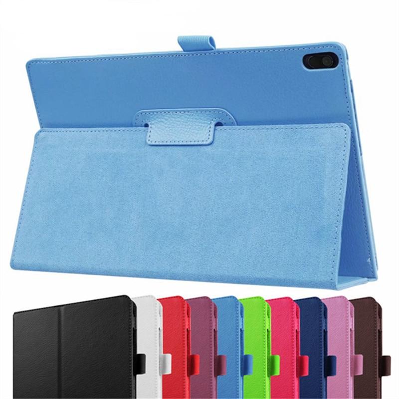 Case For Lenovo Tab 4 8 Plus TB-8704X TB-8704F TB-8704N Stand Cover Folio PU Leather Case For Lenovo Tab4 8 Plus Tablet Case