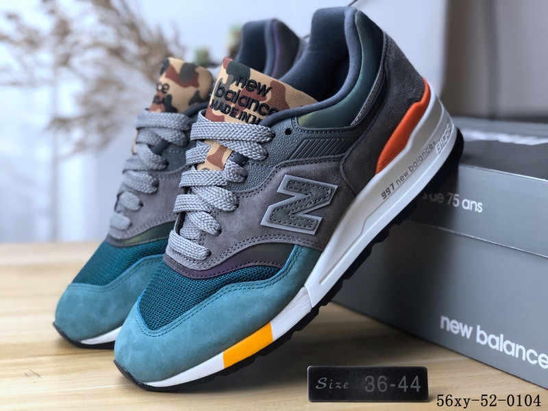 2019 original New Balance 997 Men sports shoes NB997 joker women running  shoes 2 color Eur36 ffa0655ed9