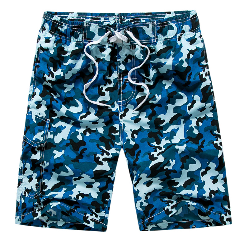 2019 new summer men beach   shorts   camouflage   board     shorts   lightweight quick drying 3 colors M-3XL drop shipping ABZ236