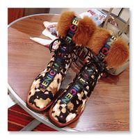 2018 обувь женщина кожа лошади HairMed каблуки квадратными носами ботильоны ботинки челси ботинки на шнуровке Женская обувь