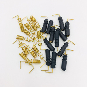 Image 1 - GSM Spring Elbow Antenna 100pcs / Batch (900 / 1800MHZ) Outer Cover Heat Shrinkable Tube 0.8 x9 x 5 x 24 MM