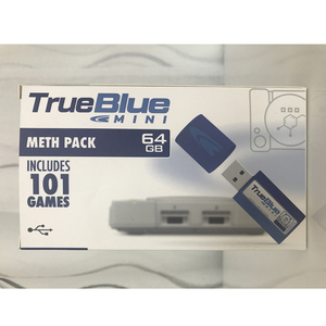 Image 5 - Hobbyinrc True Blue Mini 64G 101 Games Crackhead Pack + 64G 101 Games Meth Pack Voor Playstation Classic games & Accessoires