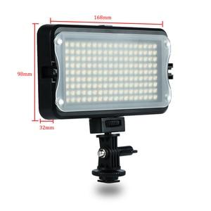 Image 3 - Viltrox VL 162T كاميرا LED الفيديو ستيديو ضوء 3300K 5600K ثنائي اللون عكس الضوء لكانون نيكون سوني DSLR التصوير كاميرا الفيديو