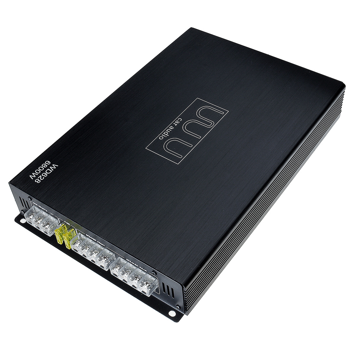 DC 12 V 6800 Watt 4 canaux amplificateur de voiture Audio stéréo haut-parleur de basse voiture amplificateurs Audio Subwoofer voiture amplificateurs Audio - 4