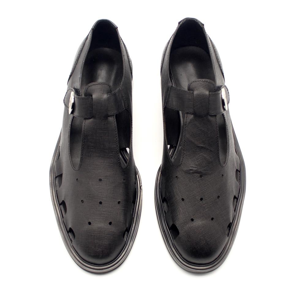 2018 A Vintage Cuero Hebilla Corte Para Hechos Formal Mano Vestir Hombre De Zapatos Estilo Negocios 4ZqCwnZr