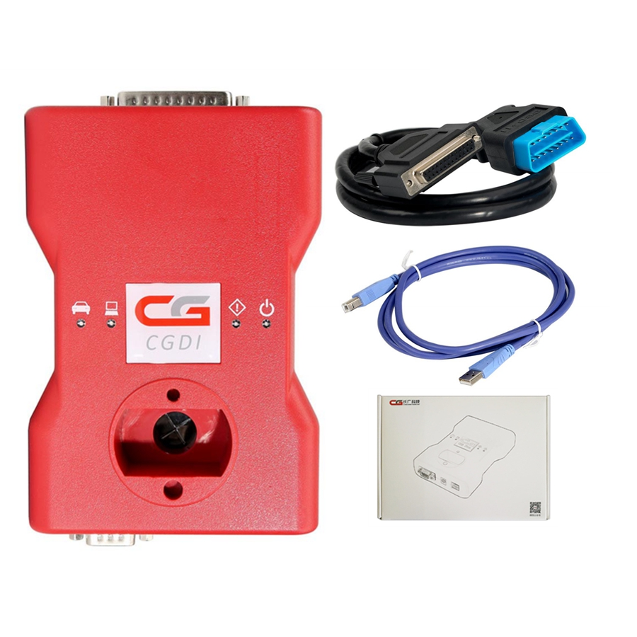 Image 5 - New Original CGDI Prog For BMW MSV80 FEM/EDC Function Power 3 IN 1 Function  Auto Key Programmer + Diagnosis Tool+ IMMO Security-in Auto Key Programmers from Automobiles & Motorcycles on