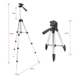 Image 3 - Protable Lightweight Aluminum bracket for projector Camera Tripod FT 810 Rocker Arm Carry Bag Universal Flexible Professional