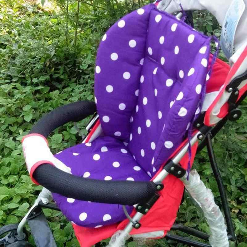 เก้าอี้รถเข็นเด็กทารกรถเข็นเด็กเบาะรองนั่งรถนุ่มที่นอนเด็กรถที่นั่งรถเข็นเด็กอุปกรณ์เสริม