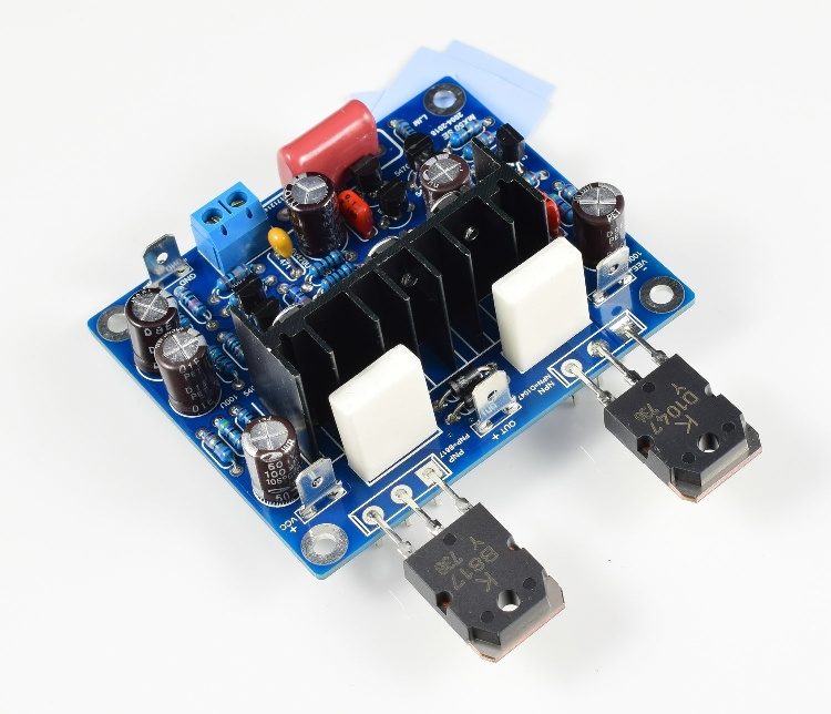2018 New DIY KITS 2PCS MX50 SE 100WX2 Dual Channels Stereo Audio Power amplifiers Board Audio circuit board|Circuits| |  - title=