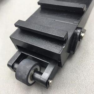 Image 2 - 4PCS macchina di Taglio di ricambio parti di pcut pizzicare rullo p taglio di carta rullo di gomma rullo di pressione per CT630 900 1200 plotter da taglio