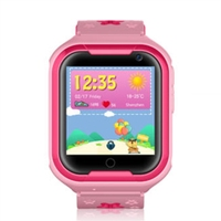 Kids GPS Tracker Smart watch 4G Children watches LBS WIFI location SOS call Android 4.2 Pedometer Camera 1.4HD Smart clock M05