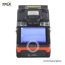 Цена части A-81S оранжевый SM& MM автоматический волоконно-оптический сварочный аппарат A-81S сварочный аппарат с 9 секундами