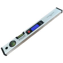 Digital Protractor Angle Finder Inclinometer Electronic Level 360 Degree Without Magnets Level Angle Slope Test Ruler 400Mm(China)